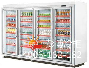 A004款四门展示柜 ?PB-2700F4Y