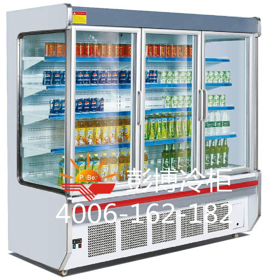E004款带门风幕柜 PLF-2000M