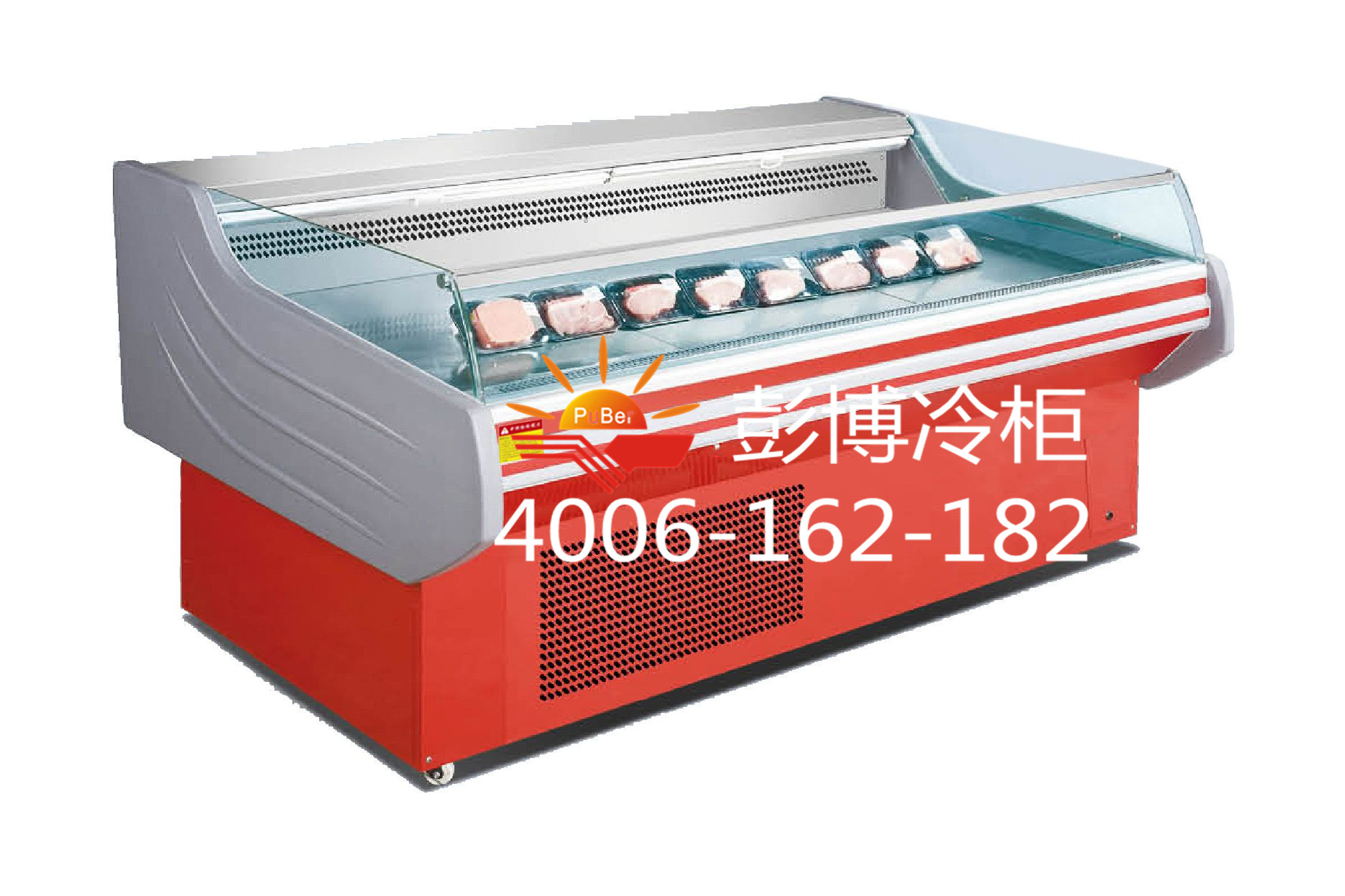 G001款鲜肉柜 PXG-2000F