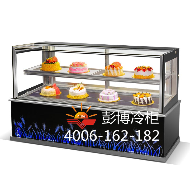 M001款蛋糕柜 RD-1200B1