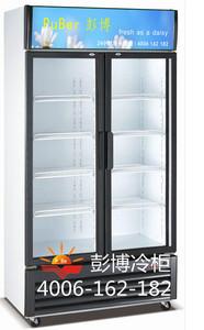 C002款双门展示柜 PB-828C2