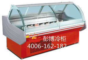 H002款前掀盖熟食柜 PSG-2000X